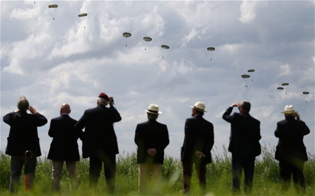 D-Day: the debt we owe to those forever young