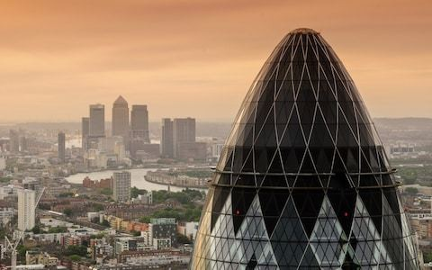 Banks push for £4bn tax cut to boost City after Brexit