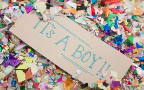 'Gender reveal parties' are proof there's now a ridiculous way to celebrate every milestone in life