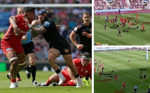 How Jack Nowell inspired Exeter Chiefs and enhanced England claims in absorbing Premiership final