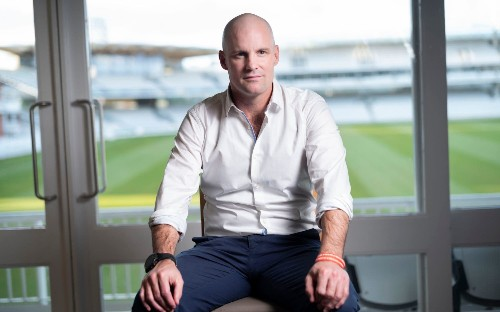 England cricket great Andrew Strauss talks duty of care – and which cricketers would make the best bosses