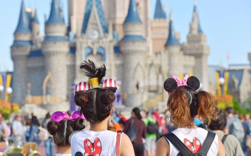 Disney is watching you: park patents footwear tracking system to monitor guests