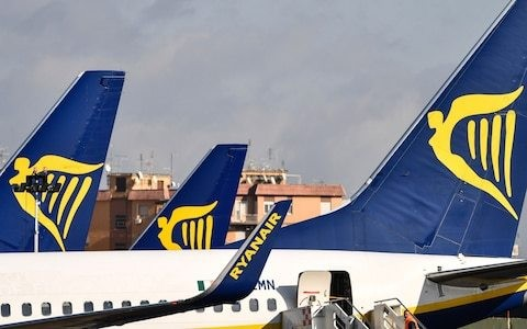 Ryanair blames 737 Max delays for cutting flights and closing bases
