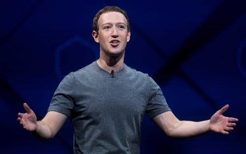 Mark Zuckerberg backs global tax reform, agreeing Facebook 'may have to pay more'