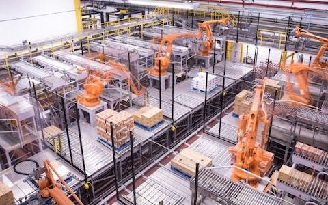 Robots may take your role but not your job, say UK manufacturers