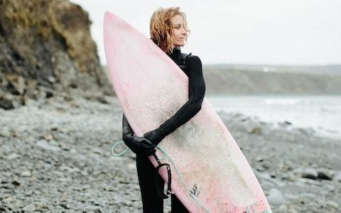 'I couldn't stand by and do nothing' - Sophie Hellyer on the trip that turned her from sportswoman to activist