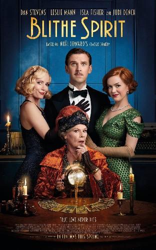Blithe Spirit trailer: Judi Dench and Dan Stevens raise the dead in Noël Coward's sparkling comedy