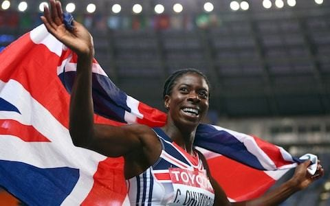 Why Christine Ohuruogu does not wade into doping debates: 'I never cast aspersions - not with my history'