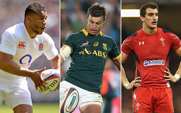 Autumn internationals - rugby writers' predictions