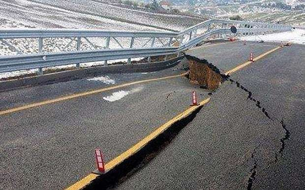 Sicily bridge collapses 10 days after opening