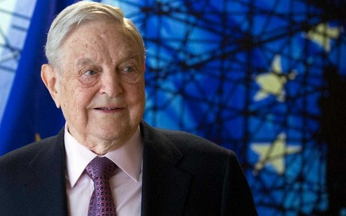 Billionaire George Soros pledges another £100,000 to 'accelerate' his fight against Brexit after criticism