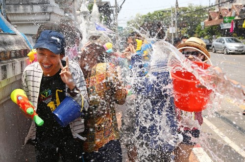Songkran 2017: where to celebrate Thailand's wildest festival