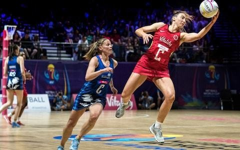 Jade Clarke targets 20 years of service for England netball as she prepares for duty at Nations Cup