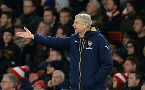 Arsene Wenger should stop moaning at Arsenal fans - he and the players only have themselves to blame