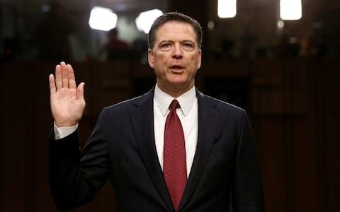 Comey admits FBI was sloppy in probe of Trump 2016 campaign