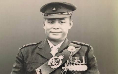 Major Indrajit Limbu, Gurkha who was awarded the MC for his courage under fire while fighting terrorists in Indonesia – obituary