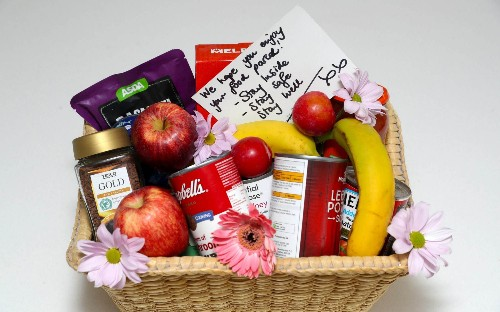 Letters: Gratitude for food parcels – when they get through to vulnerable people