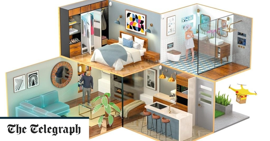 Is this how your house will look in 2030?