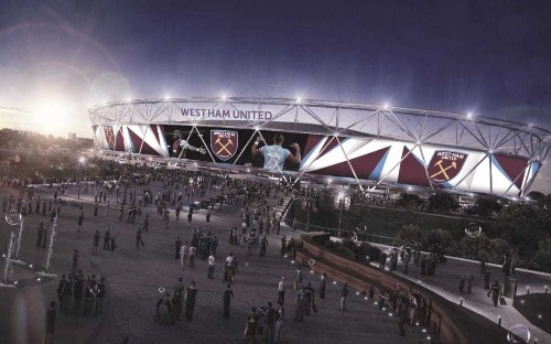 Olympic Stadium may be renamed Mahindra Stadium ahead of West Ham move