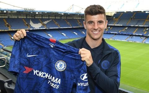 Mason Mount signs five-year deal as Chelsea prepare to give youth a chance this season