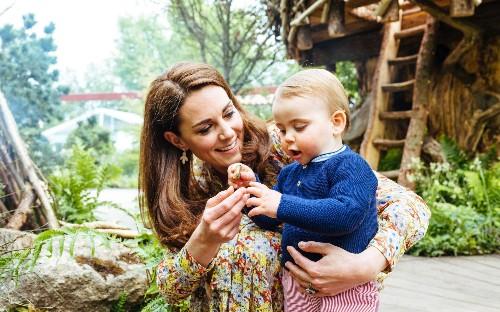 Duchess of Cambridge's Chelsea Flower Show garden, in pictures
