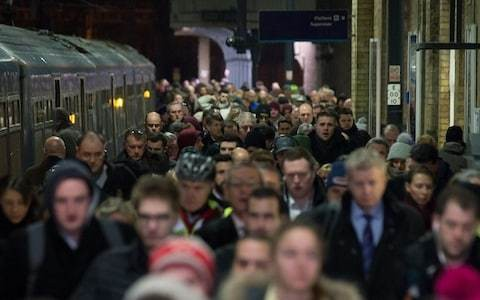 Commuters with flexible working hours shun rail season tickets, new figures reveal