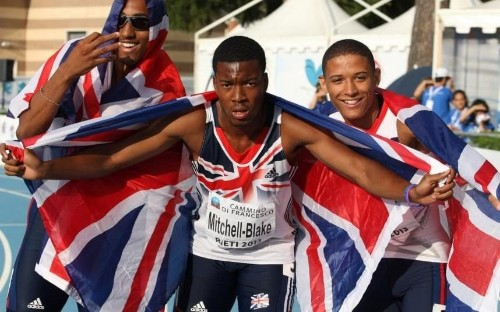 Rio Olympics 2016: Nethaneel Mitchell-Blake - from unknown student to Great Britain's new sprint hope