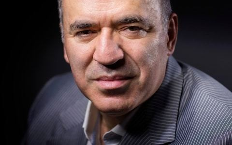 Regulation will 'stifle' AI and hand the lead to Russia and China, warns Garry Kasparov