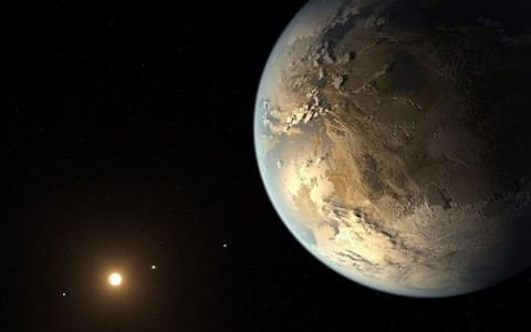 Nasa announces press conference on 'discovery beyond our solar system'