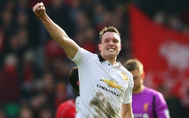 Man Utd news: Thrill of proving people wrong has inspired us on recent run, says Phil Jones
