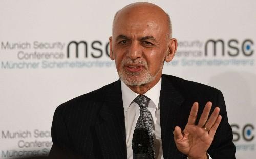 Afghan government postpones reinauguration of Ashraf Ghani under US pressure
