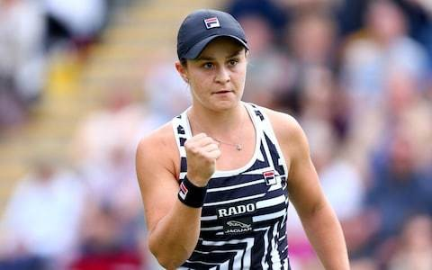 Ashleigh Barty exclusive interview: 'I really struggled with mental health - it was important to take time away from tennis'