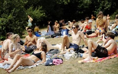 The psychological effects of a heatwave