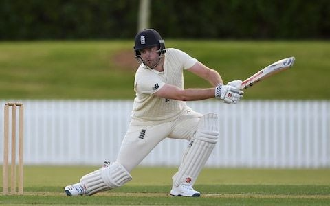 Dominic Sibley and Zak Crawley centurions as England show glimpse of future in New Zealand practice match