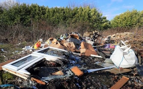 'Going to the dump now is like going through customs': Telegraph readers on the rubbish-tip 'tax'