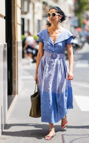 How The Telegraph's fashion editors are styling their flat shoes this summer