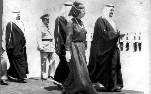 Margaret Thatcher stopped Al-Yamamah arms deal going to French with secret personal 'tactical arguments' meeting with Saudis