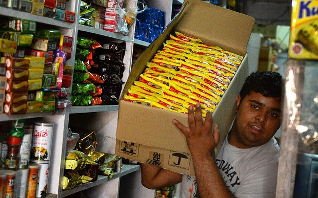 Indian court overturns government ban on Nestle's Maggi noodles