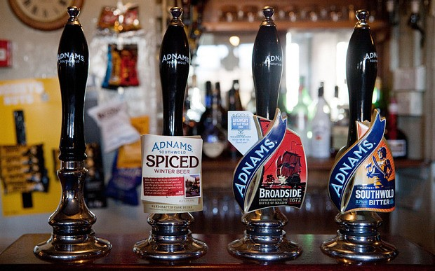 The patriotic pint: 10 best beers made with British hops