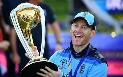 Eoin Morgan will wait before making decision to stay on as England's limited overs captain