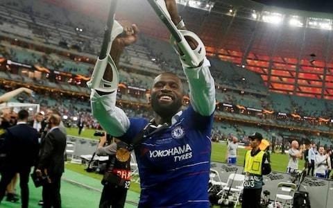 Chelsea fearful knee injury will rule Antonio Rudiger out of start of next season