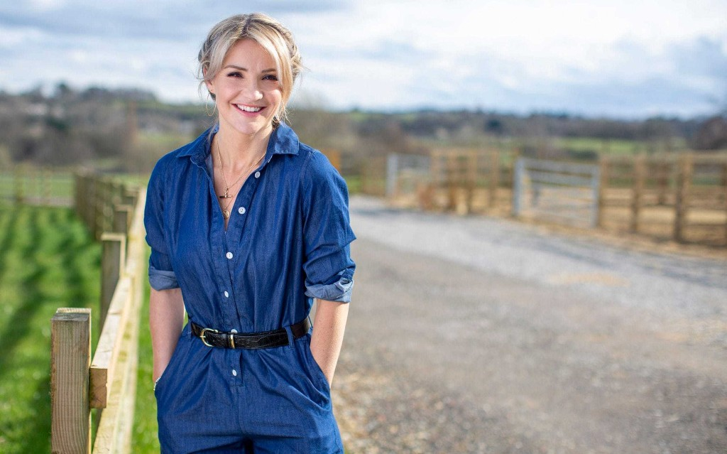 Shoppers suffer from a 'massive disconnect' with farmers, says Helen Skelton