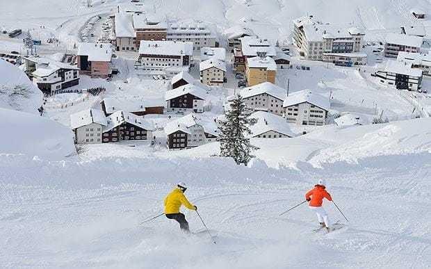 The best ski-in/ski-out resorts