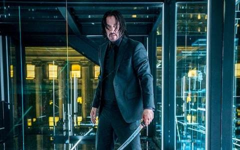 UK box office report, May 17-19: John Wick storms the cinema, Pikachu stays strong