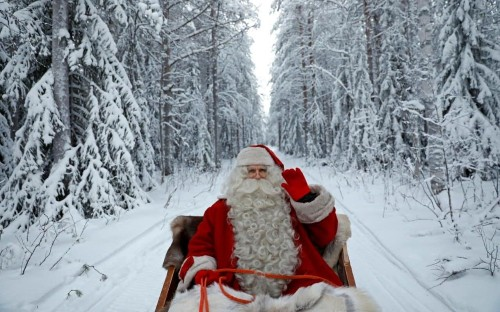 Sweaty Santa: North Pole temperatures forecast to be 20 degrees warmer than average this Christmas