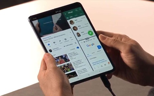 Samsung Galaxy Fold revealed: Everything you need to know about Samsung's first folding smartphone