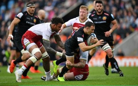 Northampton given reality check with crushing defeat to Exeter Chiefs