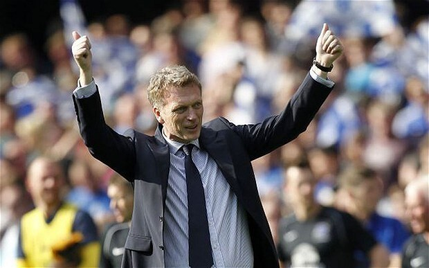 David Moyes set for first day as Sir Alex Ferguson's successor at Manchester United