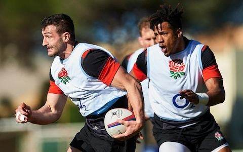 England ready to unleash their flyers for final World Cup warm-up test against Italy