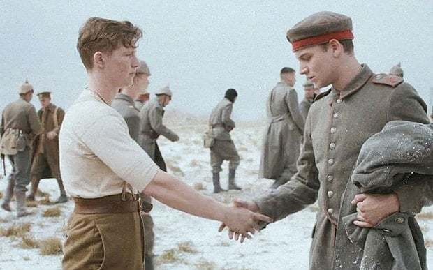 Legacy of the First World War Christmas truce lives on